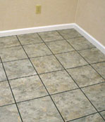 Basement carpeting and tiles - Chicago, Aurora, Naperville, and Joliet, IL
