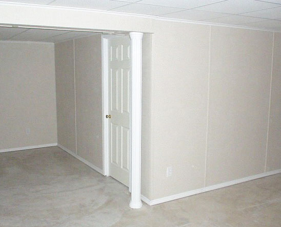 Basement Wall Panel System In Aurora Naperville Joliet