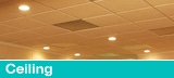 Ceiling Tile Installation by Total Basement Finish