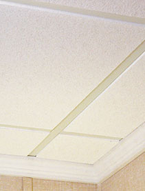 Basement Ceiling - Drop Ceiling Tiles in Aurora, Chicago, Elgin, Joliet, and Naperville, IL